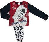 Disney 101 Dalmatians 'Santa Paws' Pyjamas - Age 12 Months - 4 Yea