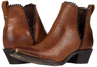 Laredo Fringette (Brown) Women's Boots