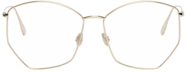 Christian Dior Gold DiorStellaire4 Glasses