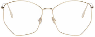 Christian Dior Gold DiorStellaire4 Glasses