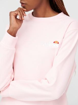 Ellesse Heritage Triome Sweatshirt - Pink