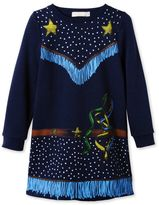 Stella McCartney midnight savannah dress