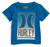 Hurley Infant Boy's On The Dot Graphic T-Shirt