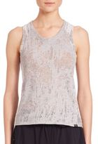Koral The Day After Yesterland Static Tank Top