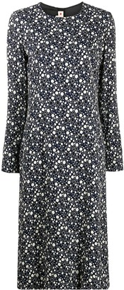 Marni Dot Print Shift Dress