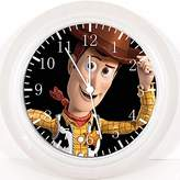 """Ikea New Disney Toy Story Woody Clock 10"""" Will Be Nice Gift and Room Wall Decor W81"""