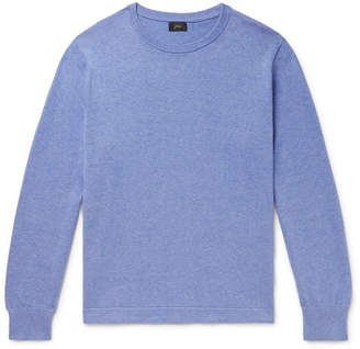 J.Crew Melange Cotton Sweater