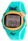 everlast heart rate monitor watch turquoise