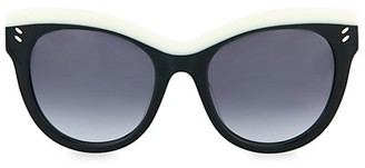 Stella McCartney 52MM Cat Eye Sunglasses