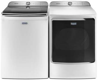 Maytag YMEDB955FC - Top Load Dryer with the PowerDry System and Extra Moisture Sensor - Metallic Slate