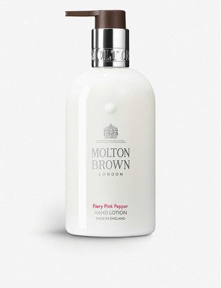 Molton Brown Fiery Pink Pepper liquid hand lotion 300ml