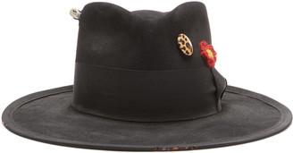 Nick Fouquet Los Crudos Felt Hat