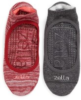 Zella Women's Studio 2-Pack Socks