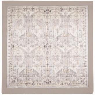 Etro Scarf Print Double Bedspread (270Cm X 270Cm)
