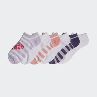 adidas Superlite Badge of Sport No-Show Socks 6 Pairs