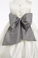 Us Angels Toddler Girl's Gingham Sash