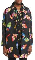Moschino Butterfly Jacquard Topper Jacket