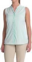 Exofficio Safiri Shirt - UPF 20, Sleeveless (For Women)