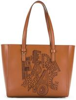 Salvatore Ferragamo Bonnie tote - women - Calf Leather - One Size