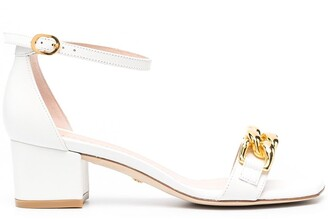 Stuart Weitzman Amelina chain-link sandals
