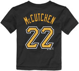 Majestic Toddlers' Andrew McCutchen Pittsburgh Pirates Player T-Shirt