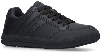 Geox Leather Arzach Sneakers