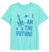 JEM Toddler Boy's I Am The Future Graphic T-Shirt