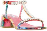 Dune Malie Embellished Block Heeled Sandals