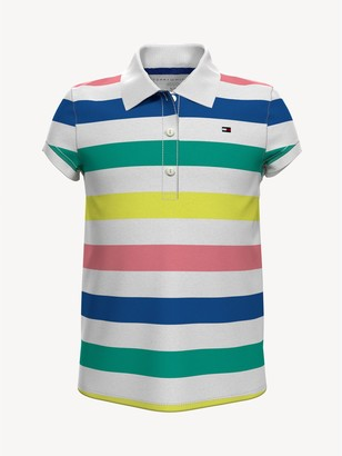 Tommy Hilfiger TH Kids Stripe Polo