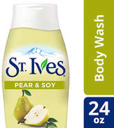 St. Ives Refresh & Revive Body Wash Pear Nectar and Soy
