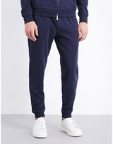 Brunello Cucinelli Tapered Cotton-blend Jogging Bottoms