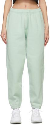 Nike Green NRG Lounge Pants