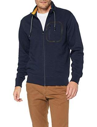 S'Oliver Men's 13.907.43.2737 Sweat Jacket,Medium