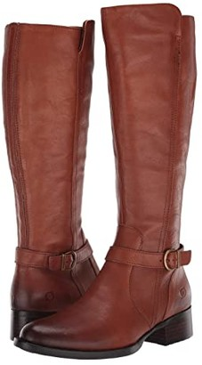 Børn Cosna (Brown Full Grain Leather) Women's Boots