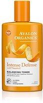 Avalon Intense Defense Balancing Toner, 8.5 Fluid Ounce