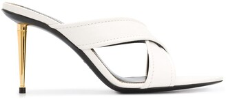 Tom Ford Cross Strap Sandals