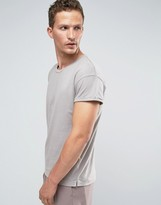 Selected Homme T-shirt With Nep