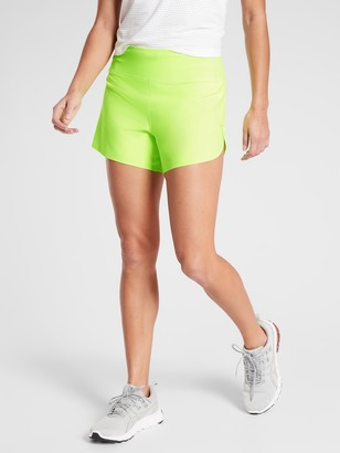 "Athleta Run With It 3.5"" Short"