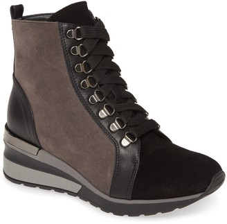 Cordani Jemma Water Resistant Lace-Up Boot