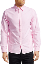 Edwin Cadet Oxford Shirt