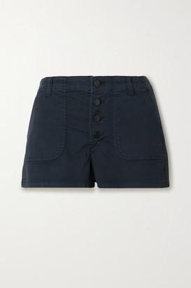 J Brand Nomey Denim Shorts - Midnight blue