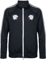 GUILD PRIME polar bear track jacket - men - Polyester - 1