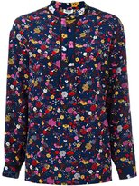 Kenzo 'Tanami' blouse - women - Silk - 36