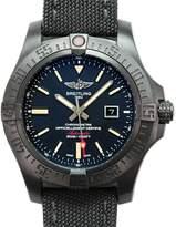 Breitling Avenger Blackbird Titanium Automatic 43mm Mens Watch