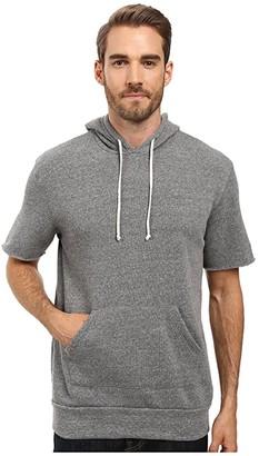 Alternative Baller Eco-Fleece Pullover Hoodie (Eco Grey) Men's Sweatshirt