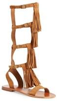 Topshop Women's 'Fairfax' Gladiator Sandal