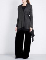 Roland Mouret Doncaster wool-blend cardigan