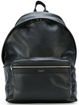 Saint Laurent Classic City backpack - men - Calf Leather - One Size