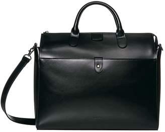 Lodis Audrey Under Lock Key Kara Work Tote (Black/Black) Handbags