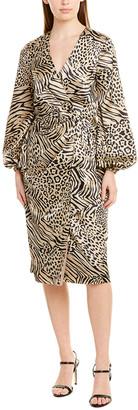 Jay Godfrey Midi Dress